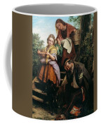 The Soldiers Return Henry Nelson Oneil Coffee Mug