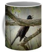 The Song Of Nature Coffee Mug