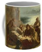 The Song Of The Troubadours Coffee Mug