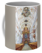 Lucerne's Jesuit Church  Coffee Mug