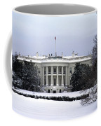 The South View Of The White House Coffee Mug by Stacy Gold