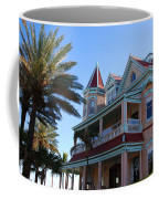 The Southernmost House In Key West Coffee Mug