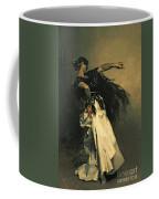 The Spanish Dancer Coffee Mug