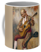 The Spanish Guitarist Coffee Mug