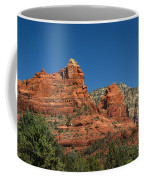 The Sphinx Rock Formation Coffee Mug