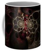 The Spiral Creature Coffee Mug