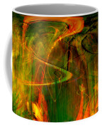 The Spirit Glows Coffee Mug