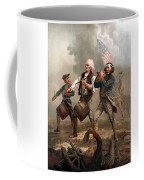 The Spirit Of '76 Coffee Mug by War Is Hell Store