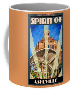 The Spirit Of Asheville Coffee Mug