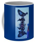 Reflecting On The Spirit Of Ecstasy  Coffee Mug