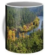 The Spokane River  Coffee Mug