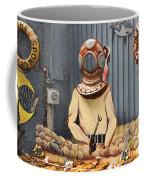 The Sponge Factory Coffee Mug