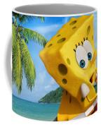 The Spongebob Movie Sponge Out Of Water Coffee Mug