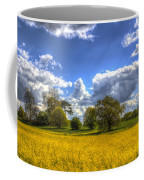 The Springtime Farm Coffee Mug