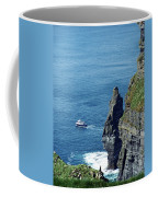 The Stack And The Jack B Cliffs Of Moher Ireland Coffee Mug