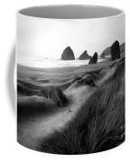 The Stacks Bw Coffee Mug