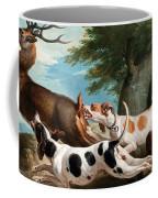 The Stag Hunt Coffee Mug