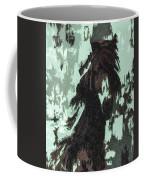 The Stallion At Aztec Coffee Mug