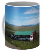 The Star Spangled Barn Coffee Mug