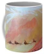 The Star Went Ahead Of Them Coffee Mug