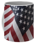 The Stars And Stripes Coffee Mug by Jerry McElroy