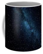 The Stars At Tuttle Creek, Lone Pine, Ca, Usa, September, 2016 Coffee Mug