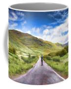 The Start Of A Journey Coffee Mug