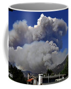 The Station Fire Panoramic Coffee Mug