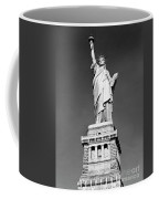 The Statue Of Liberty  Photo Coffee Mug