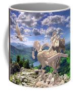 The Statue Of The Rock Coffee Mug