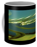 The Story Of Waves And Wind Coffee Mug