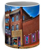 The Strand Theatre - Old Forge New York Coffee Mug