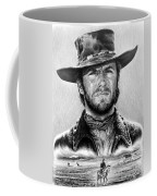 The Stranger Bw 1 Version Coffee Mug by Andrew Read