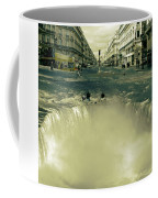 The Street Fall Coffee Mug