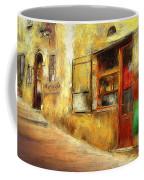 The Street  -- Original Painting Coffee Mug