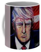 The Strength Of President Donald J Trump Coffee Mug