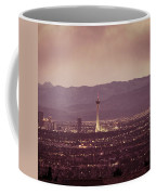 The Strip. 4 Of 4 Coffee Mug