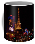 The Strip At Night 1 Coffee Mug