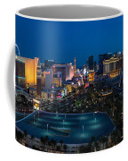 The Strip Las Vegas Coffee Mug