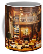 The Study Coffee Mug