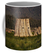 The Stumps Have Eyes Coffee Mug