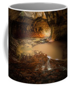 The Subway - Zion National Park Coffee Mug