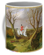 The Suffolk Hunt - Gone Away Coffee Mug