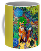 The Sun Fox Coffee Mug