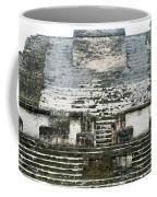 The Sun God Temple Coffee Mug