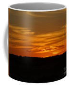 The Sun Has Set In Cape Cod Coffee Mug
