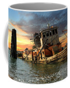 The Sunset Years Of The Mary D. Hume Coffee Mug
