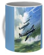 The Supermarine Spitfire Mark Ix Coffee Mug
