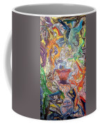 The Surreal Caturday  Coffee Mug