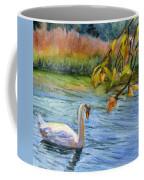 The Swan Coffee Mug